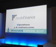 Un'azienda del nostro ecosistema sul palco del più importante evento fintech europeo