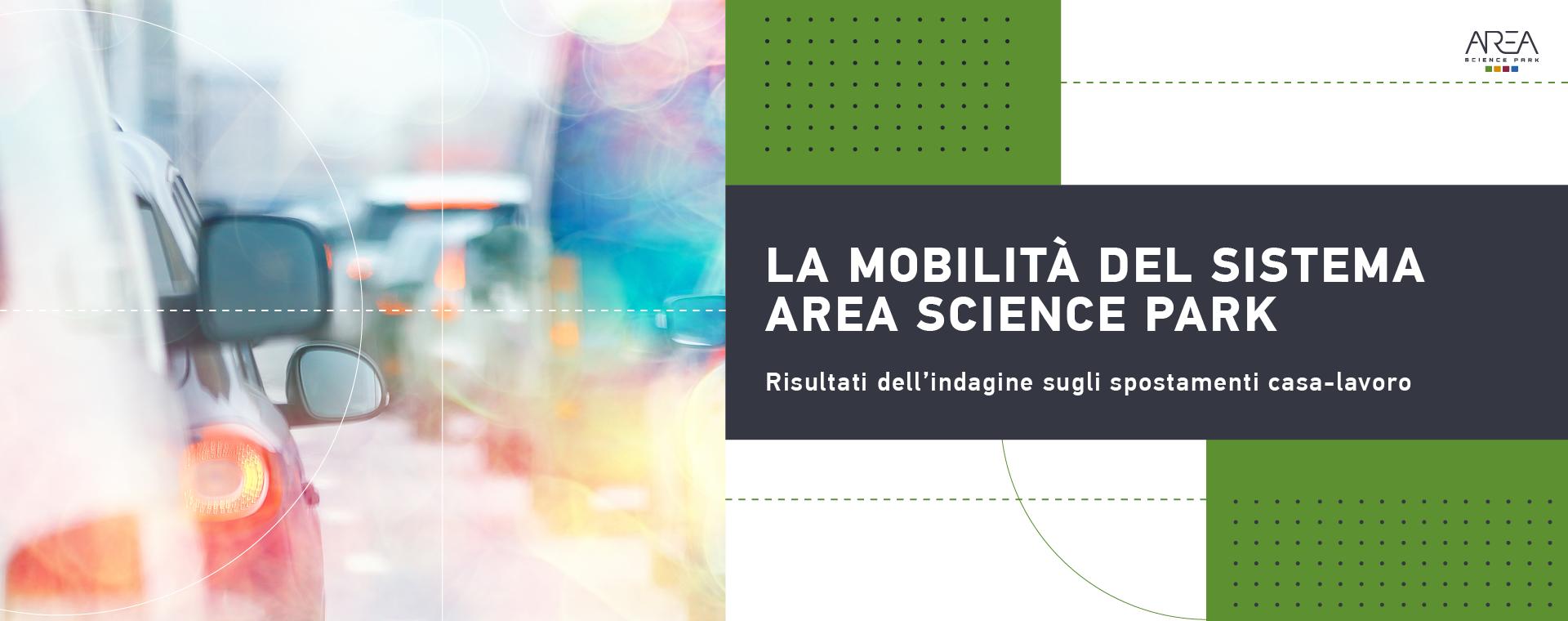 La mobilità del Sistema Area Science Park