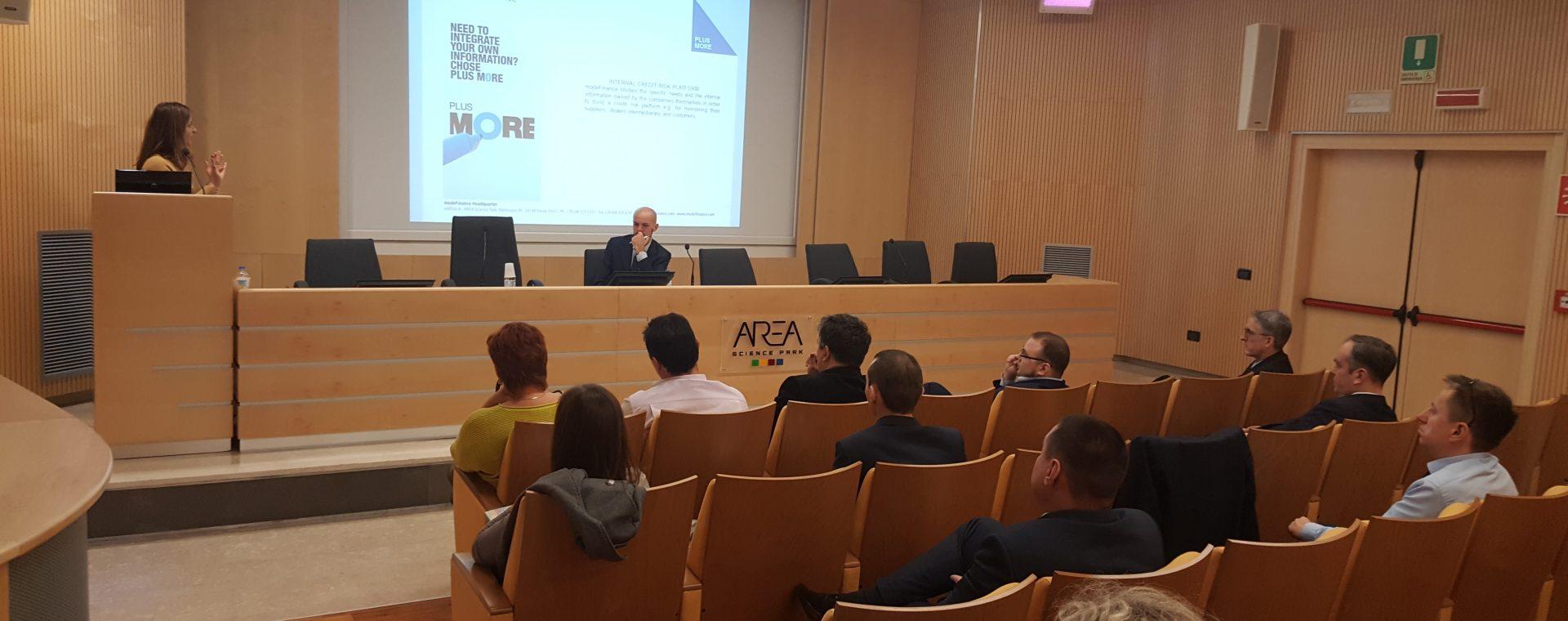 Imprenditori russi in visita in AREA
