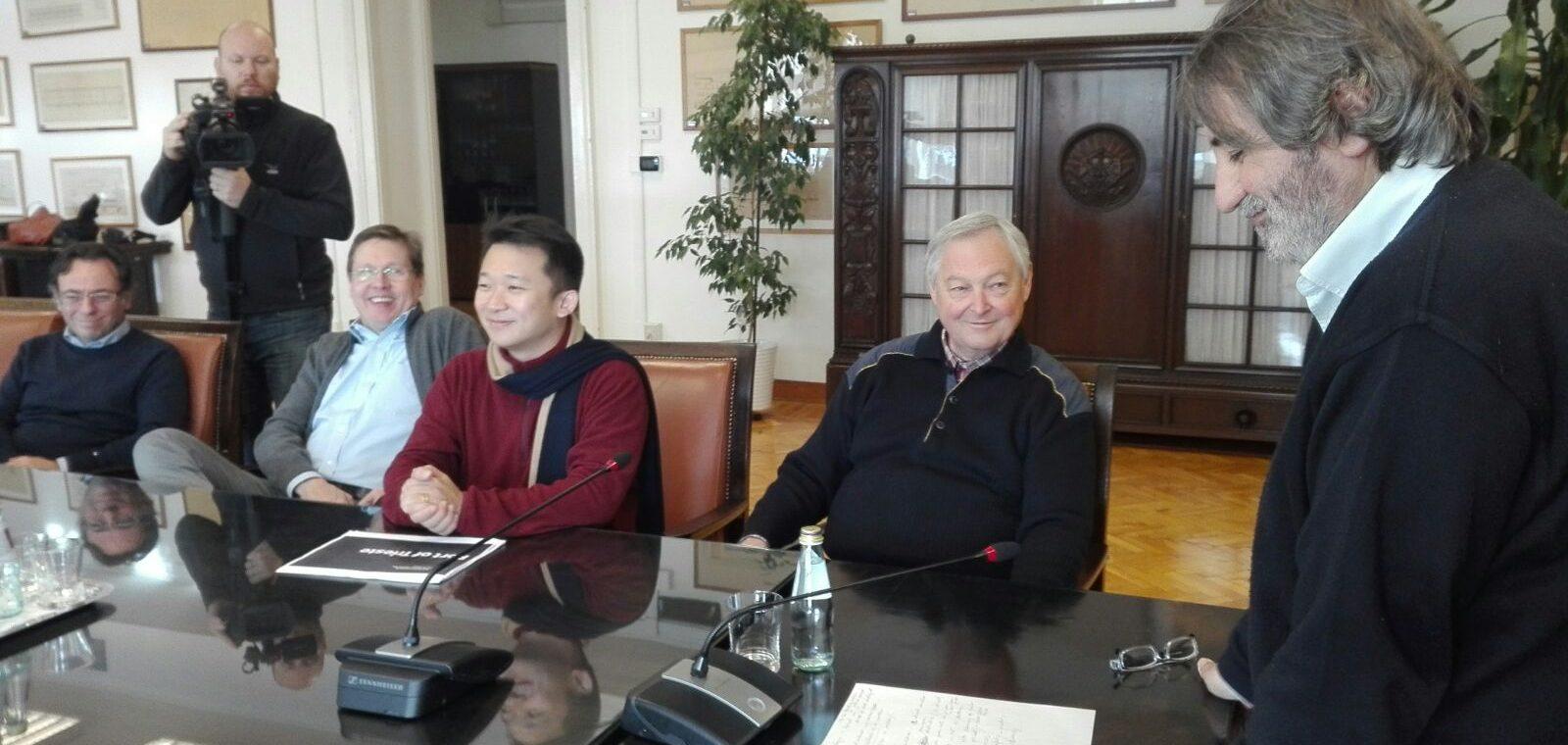 Java Biocolloid Europe sbarca nel porto di Trieste. Primo insediamento in FREEWAY