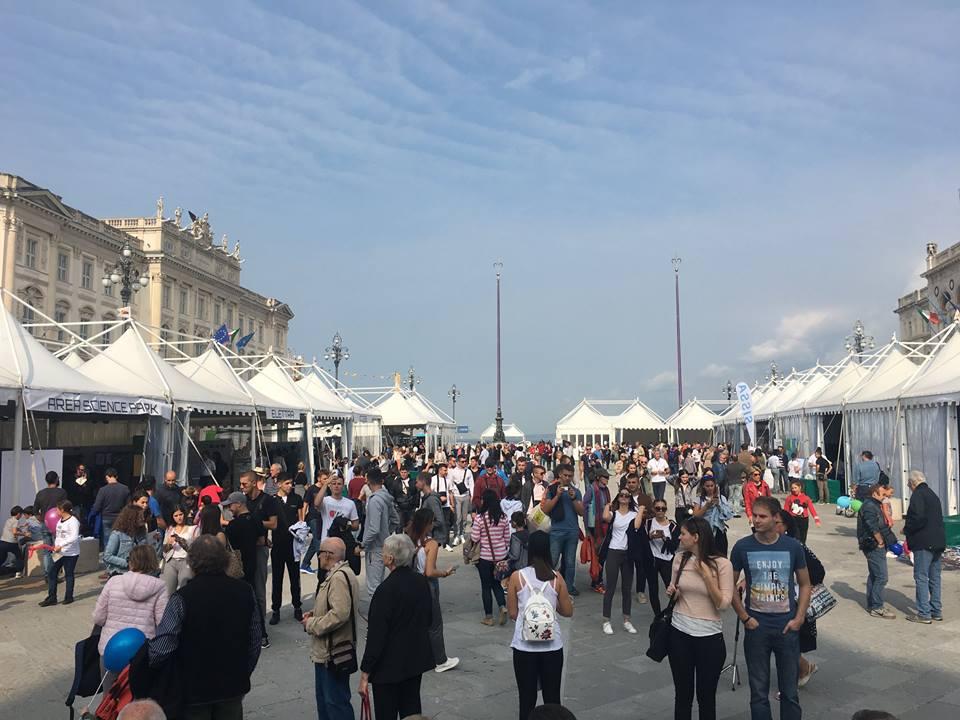 In 50.000 per Trieste Next