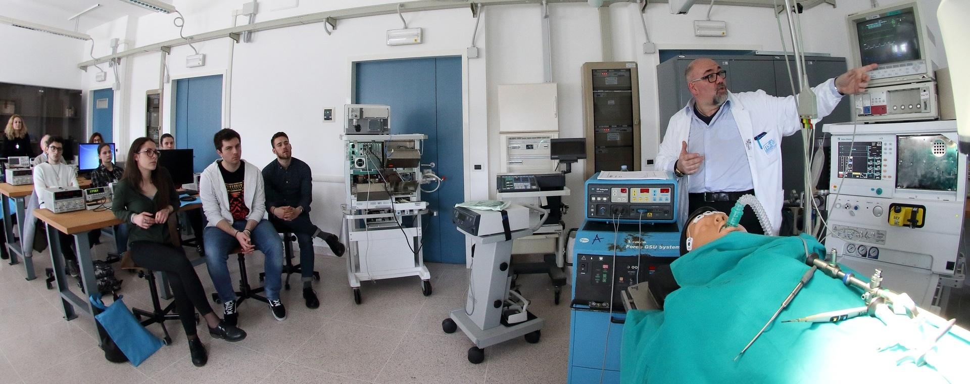 Open Day della Fondazione ITS A. Volta, la Job Academy che forma i futuri tecnici del settore biomedicale