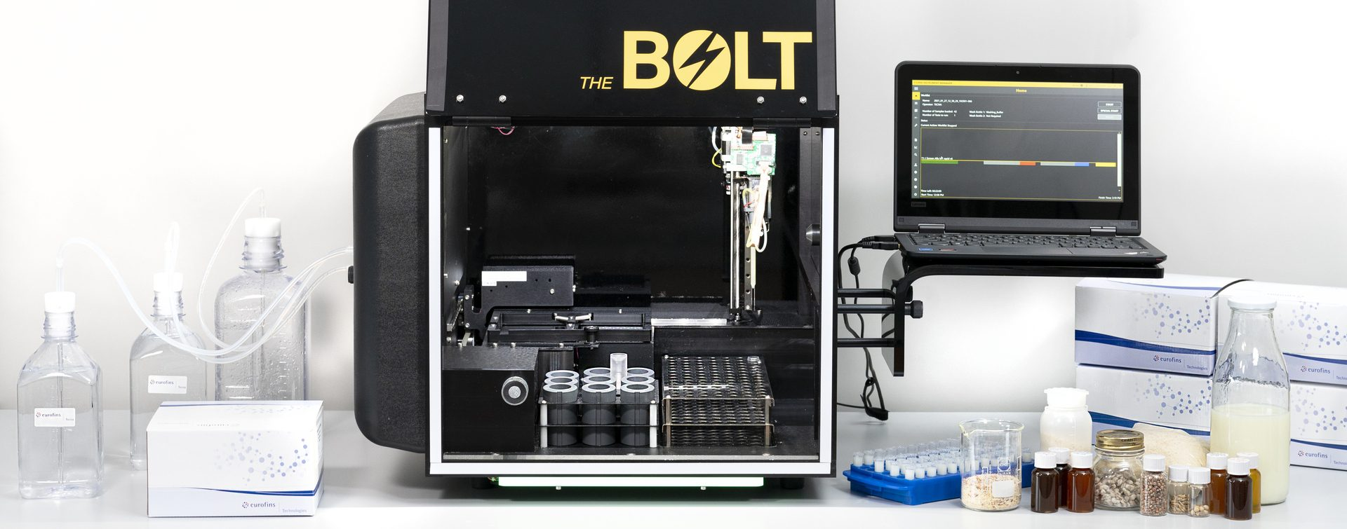 Sicurezza alimentare: un nuovo sistema robotizzato per l'analisi dell'aflatossina nel latte