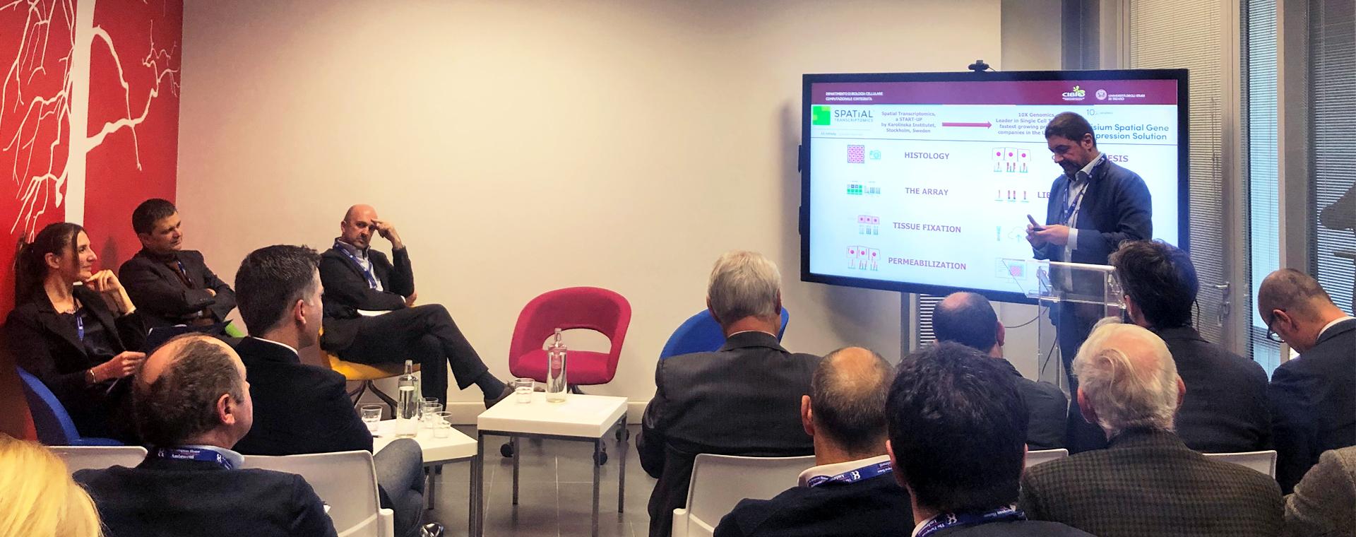 La piattaforma italiana di genomica ed epigenomica, stimolo per la crescita industriale