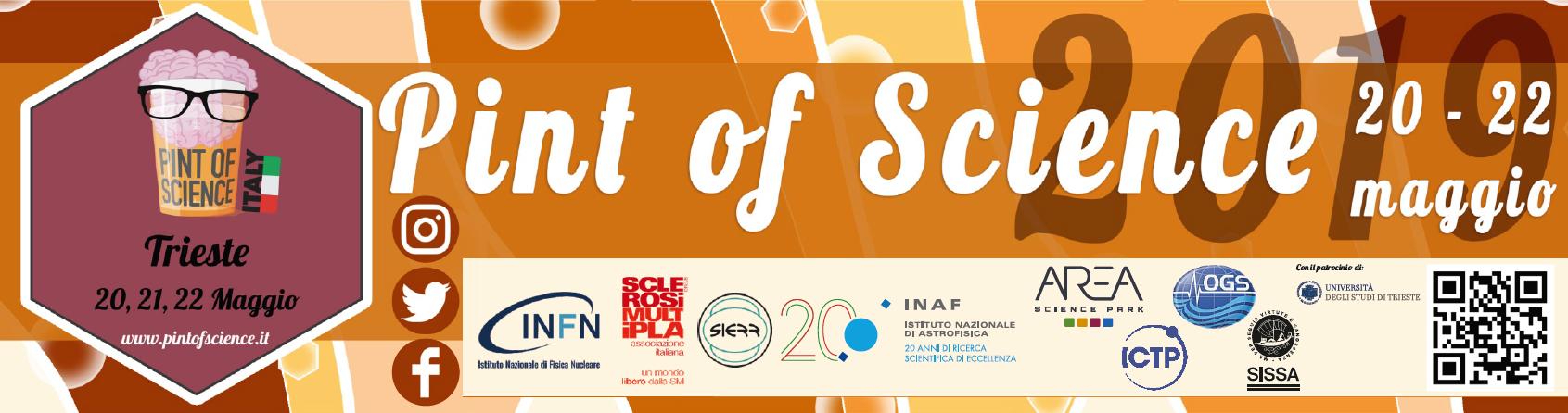 Pint of Science 2019: la scienza alla spina di tutti torna a Trieste!
