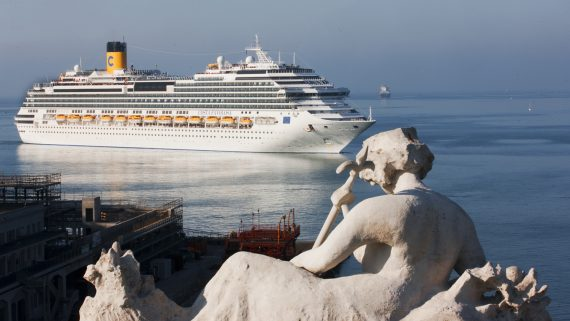 Crocieristi e mobilità sostenibile a Trieste: ci pensa Locations