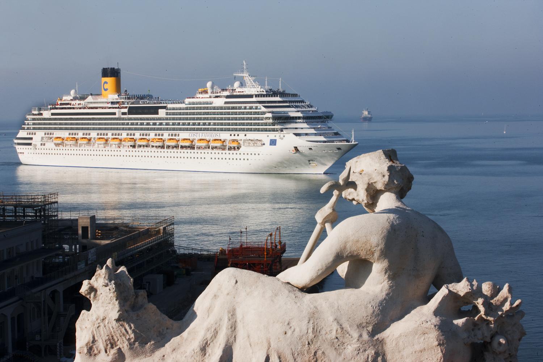 Immagine: Crocieristi e mobilità sostenibile a Trieste: ci pensa Locations