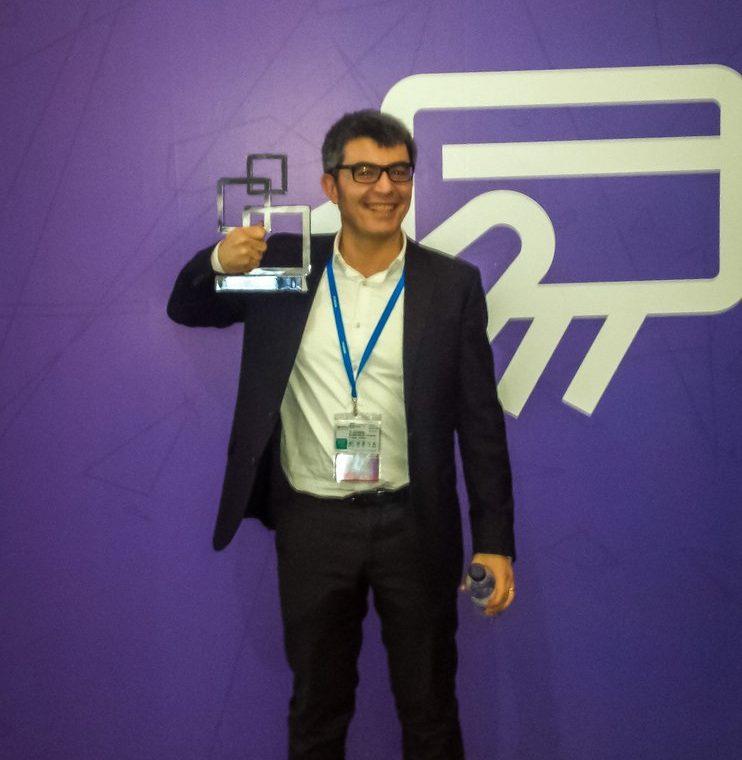 Athonet a Barcellona vincitrice ai Global Mobile Awards 2016