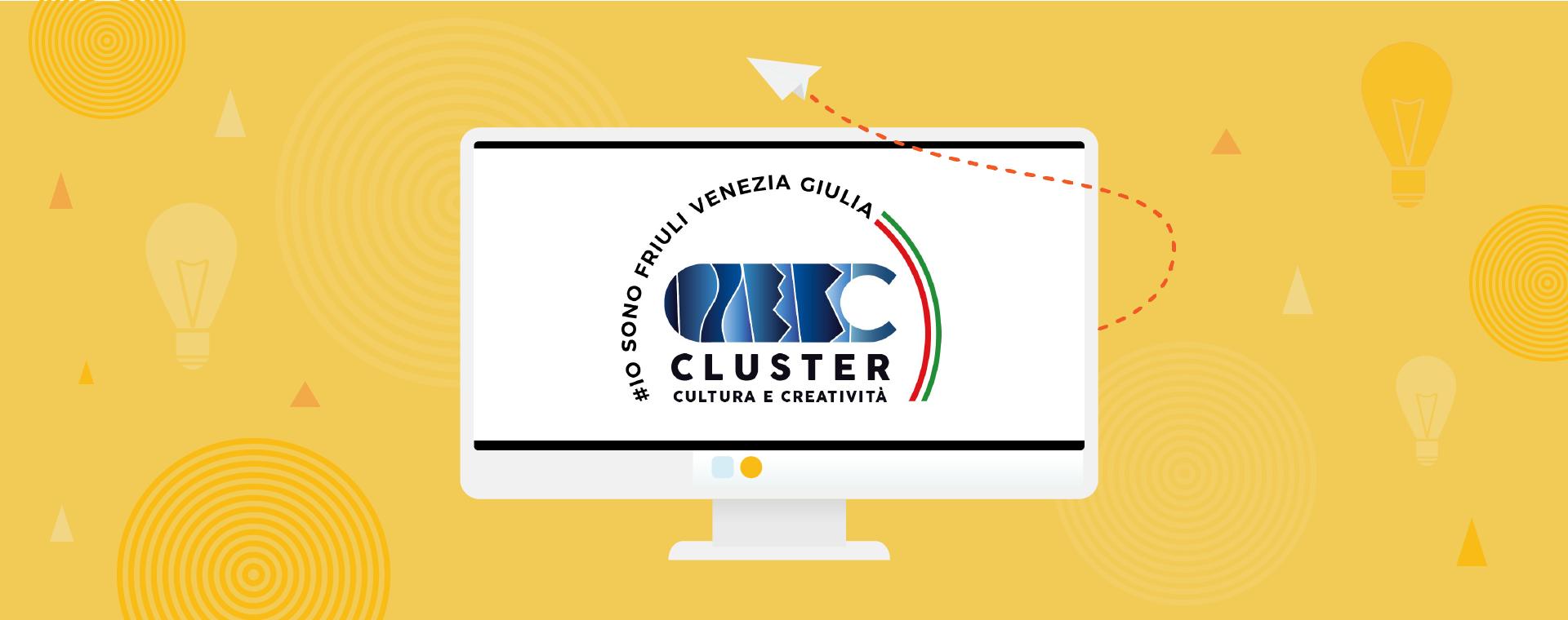 Scelto il logo del Cluster regionale Cultura e Creatività