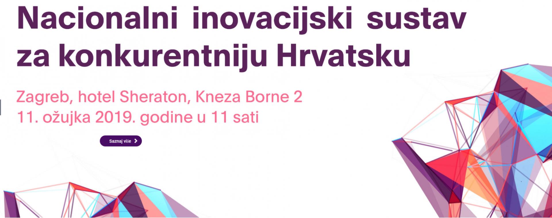 Sistema dell'Innovazione in Croazia: al via la seconda conferenza internazionale