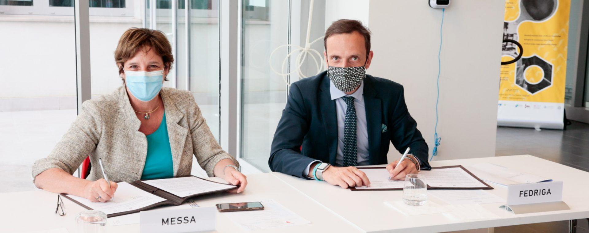 MUR, Regione Autonoma Friuli Venezia Giulia e MISE rinnovano il Protocollo del Sistema ARGO fino al 2023