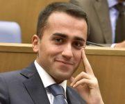 """Immagine: Il vicepresidente della Camera Luigi Di Maio in AREA : """"Importante fare ponte tra ricerca e impresa"""""""