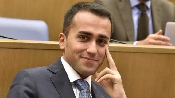 """Il vicepresidente della Camera Luigi Di Maio in AREA : """"Importante fare ponte tra ricerca e impresa"""""""