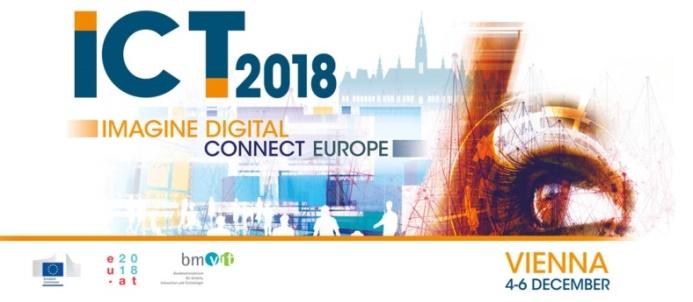 Partecipa all'ICT 2018: un evento sulle priorità europee nella trasformazione digitale della società e dell'industria