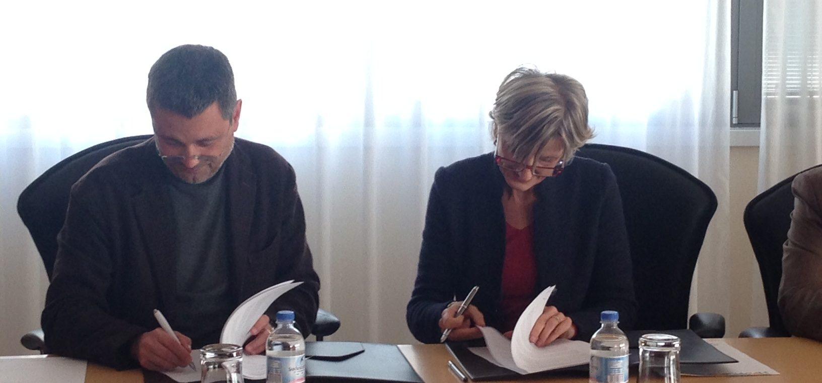Siglato accordo tra AREA e DEAMS – Università degli Studi di Trieste