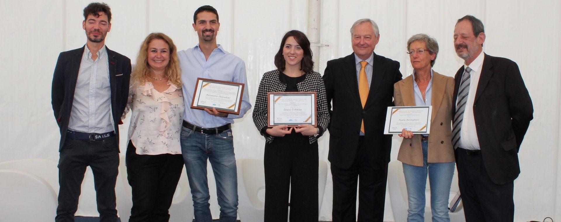 Assegnati i Premi Bernardo Nobile 2017