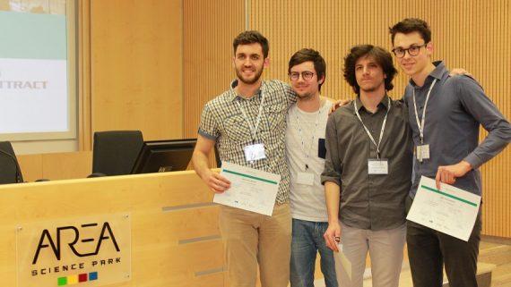 """Il team """"The Silencers"""" è il vincitore di @AttractYoung,  il primo hackathon nato per promuovere sviluppo sociale grazie alle tecnologie"""
