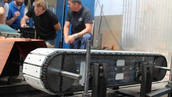 Merlan: sperimentato con successo sul campo il prototipo di un nuovo  motore elettrico rotativo lineare per imbarcazioni