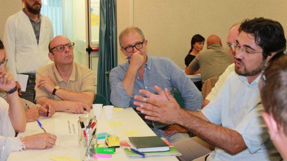 BLUEGRASS: al via i Working Group in vista dei primi impianti di acquaponica