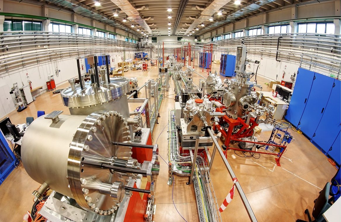 Meeting europeo delle sorgenti di sincrotrone e laser a elettroni liberi