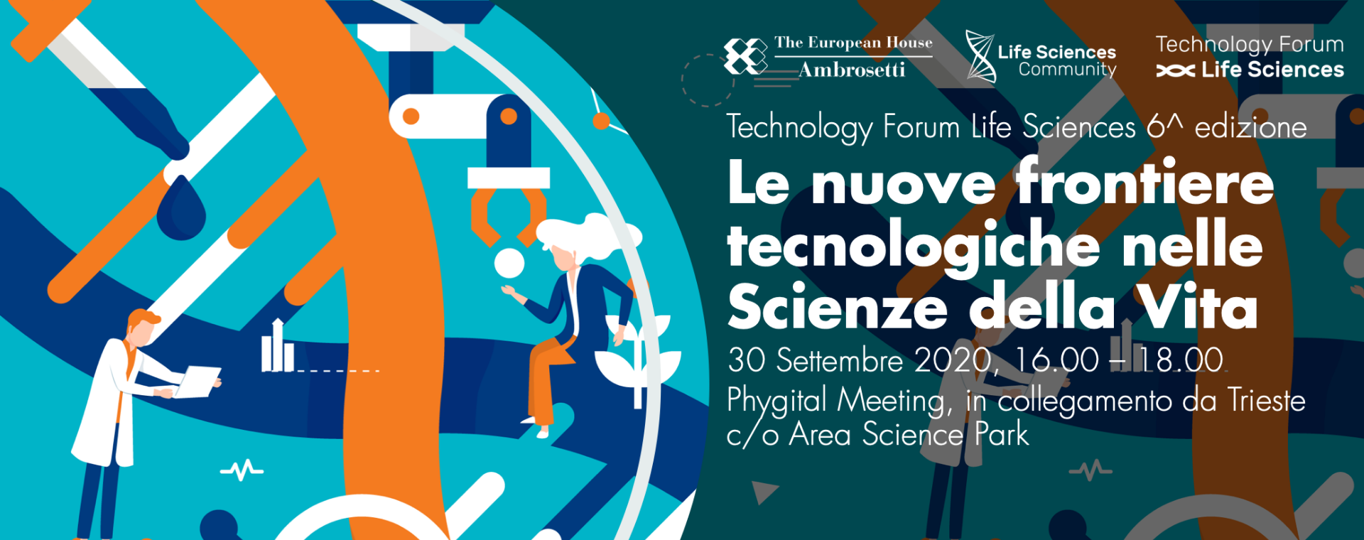 Il Technology Forum Life Sciences fa tappa in Area Science Park