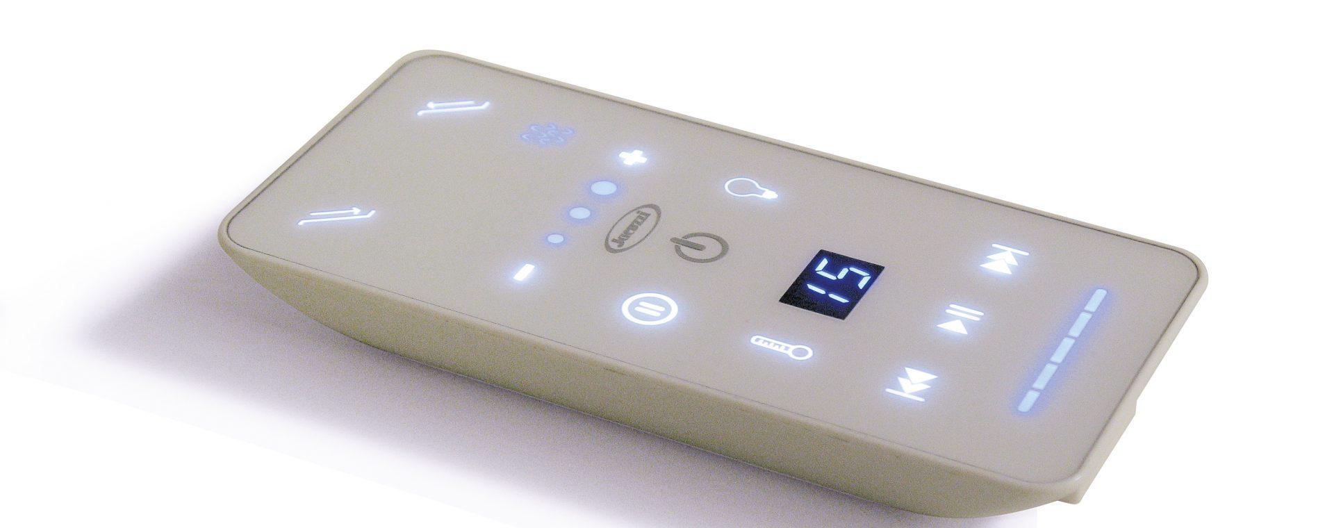 Il telecomando a prova di bolla