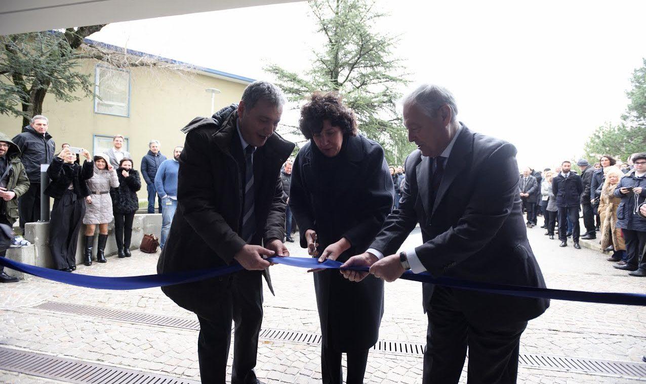 Spazio alla crescita: inaugurata la nuova sede di ESTECO