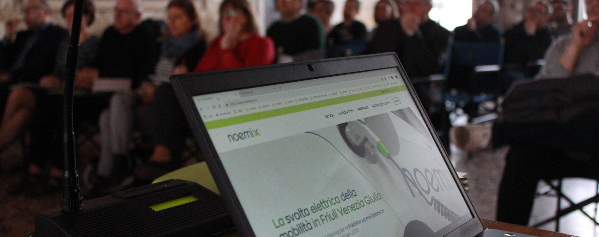 Flotte smart per le Pubbliche Amministrazioni: Noemix incontra il mercato
