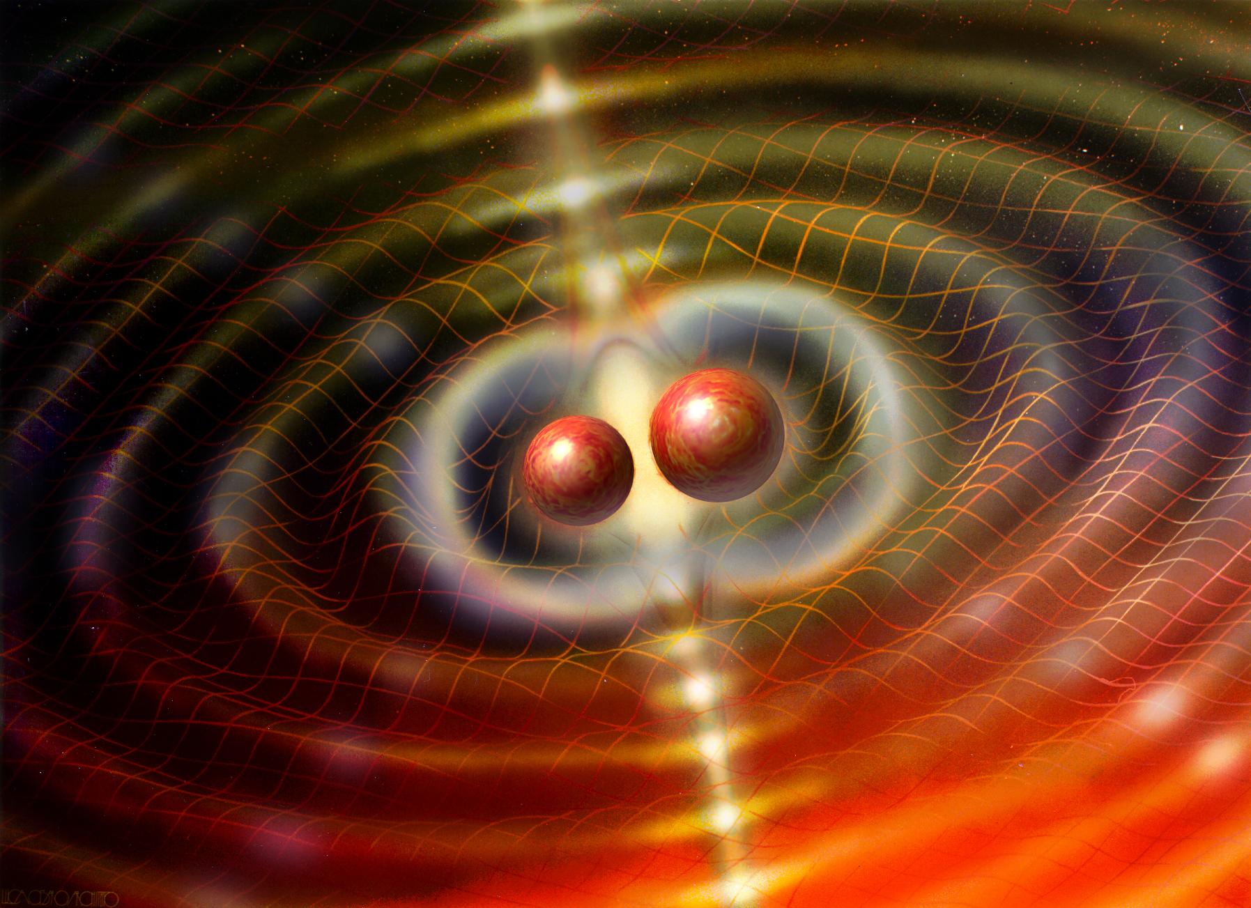 A Trieste uno degli autori della prima osservazione di onde gravitazionali