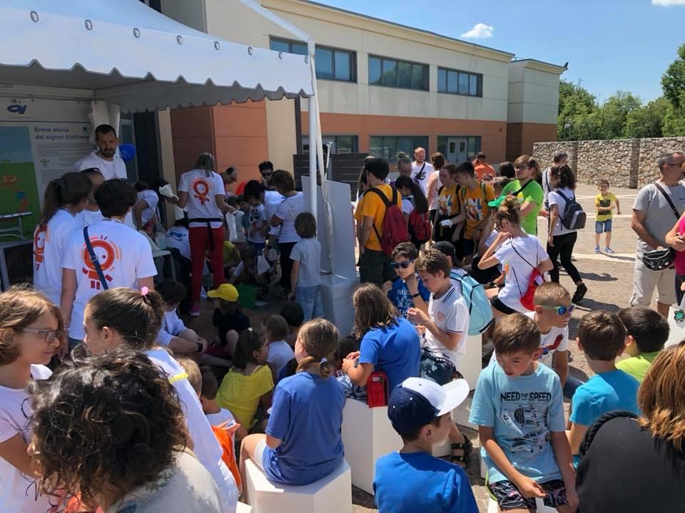 L'Open Day del quarantennale fa il pieno di visitatori
