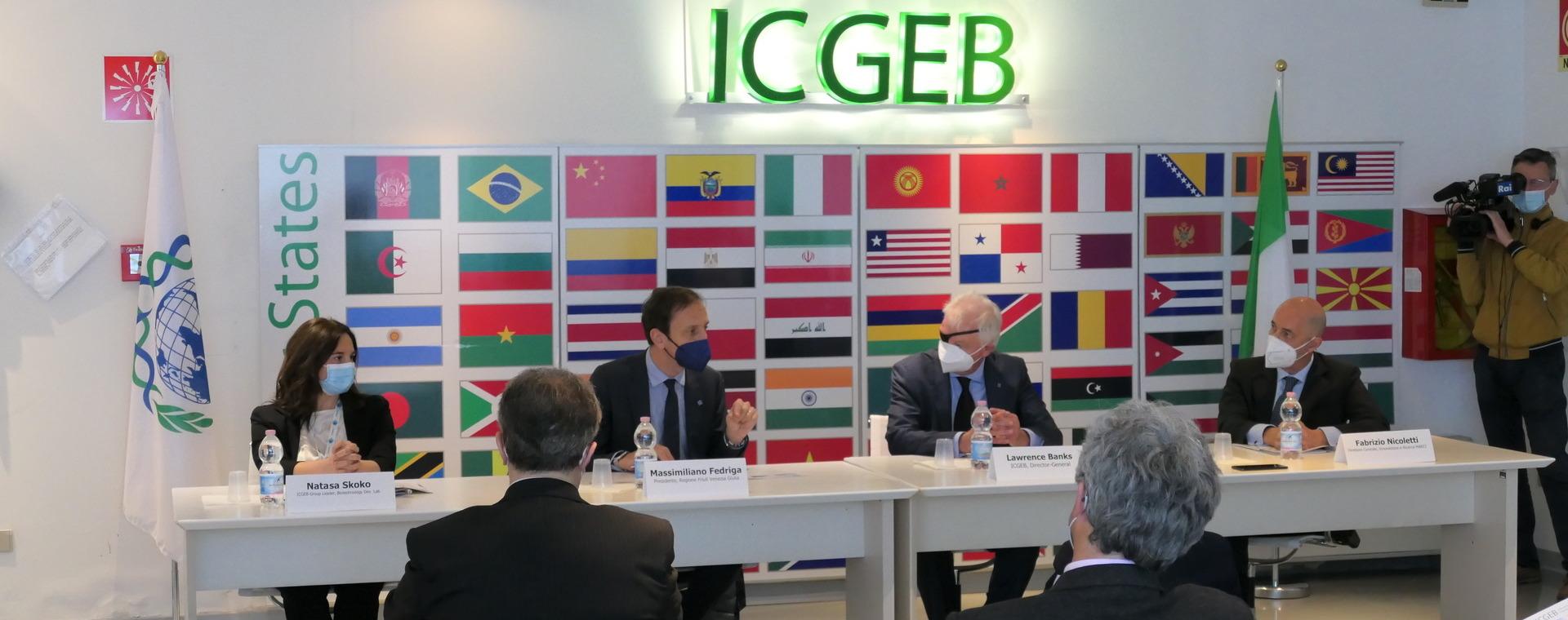 Nuovi laboratori per lo sviluppo dei farmaci biosimilari presso l'ICGEB di Trieste