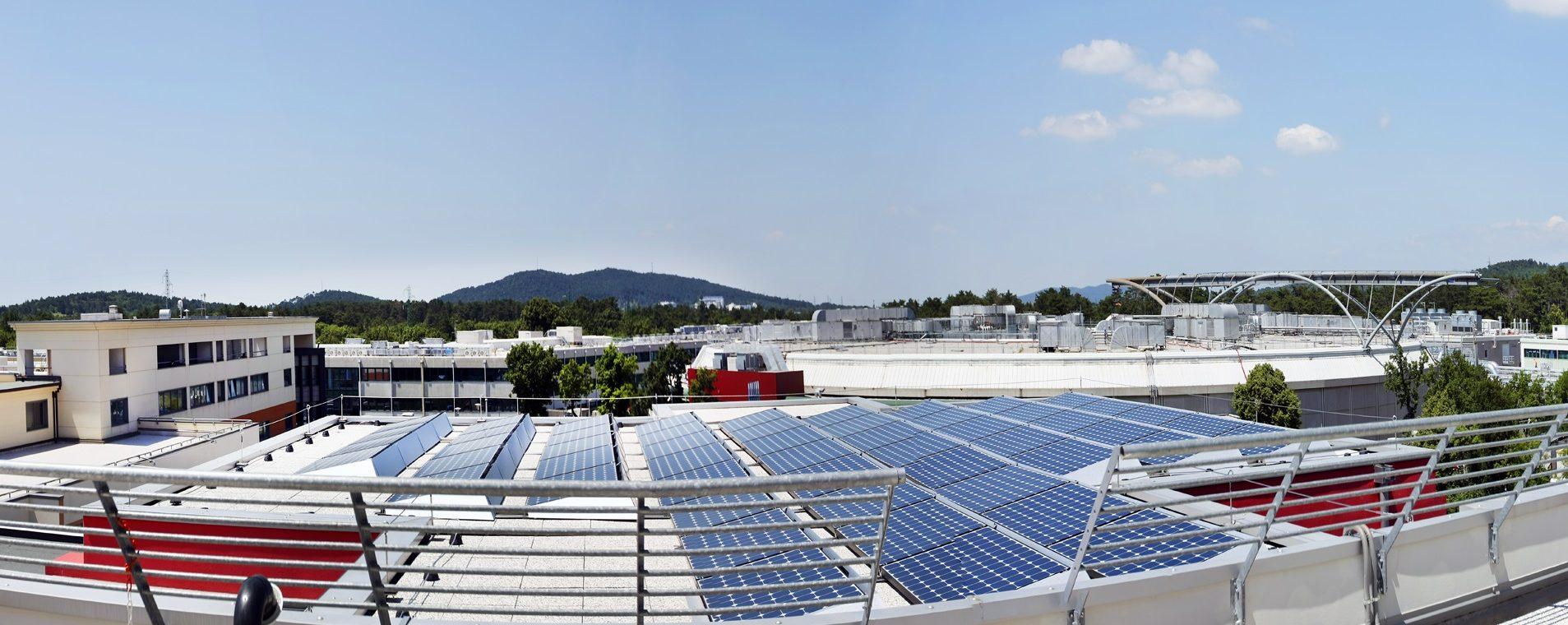 Celle solari più efficienti grazie alla luce di sincrotrone