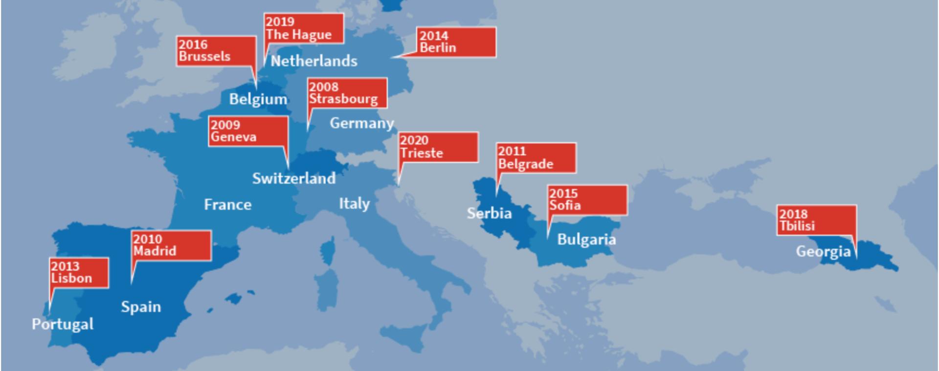A EuroDIG protagonista la governance di internet nel futuro post pandemia