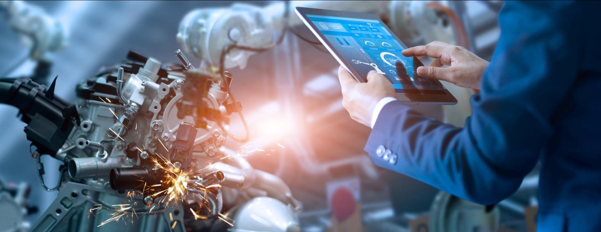 L'intelligenza artificiale per la manifattura del futuro
