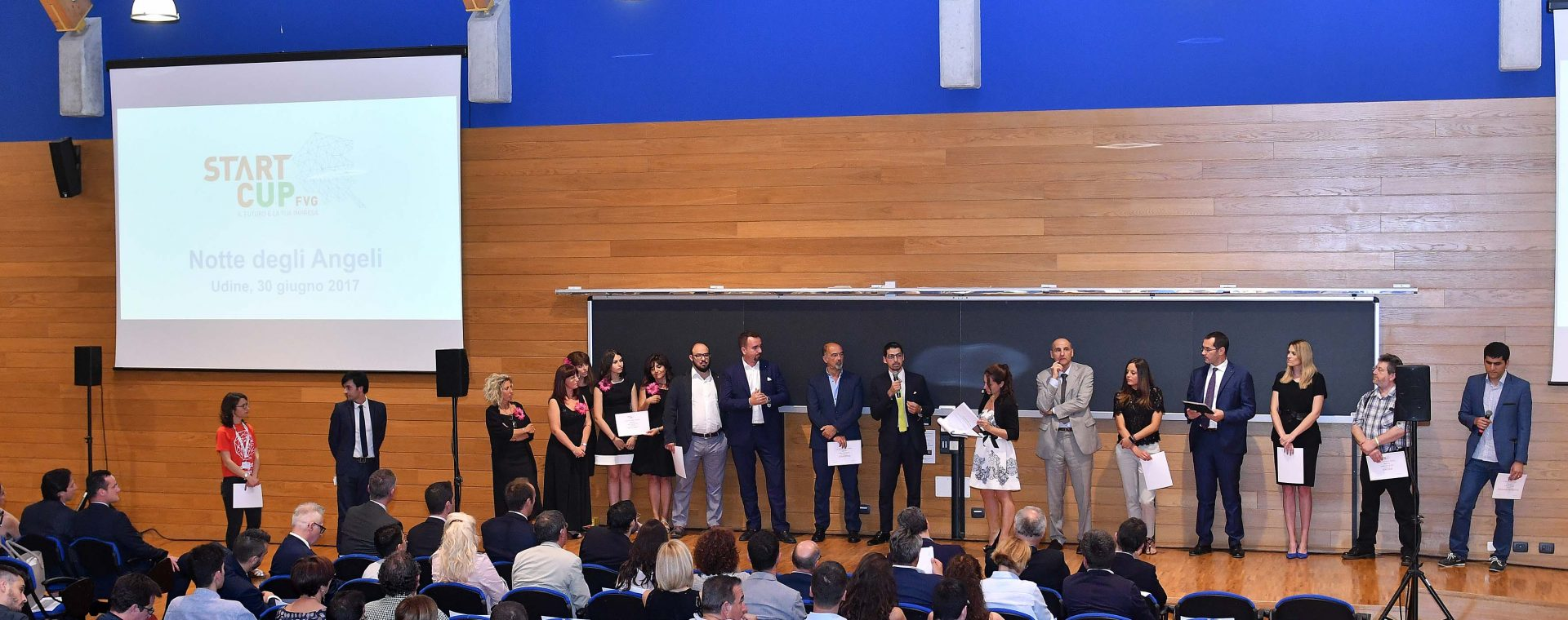 Start Cup FVG: le 24 finaliste tra idee d'impresa e startup