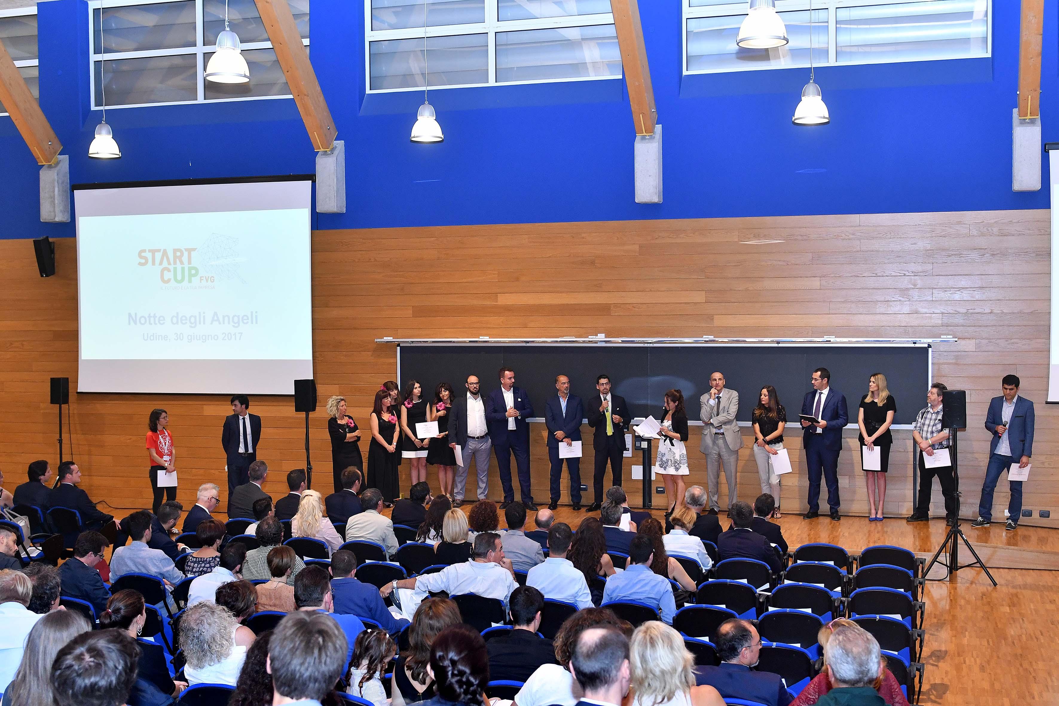 Start Cup FVG: le 24 finaliste tra idee d'impresa e startup