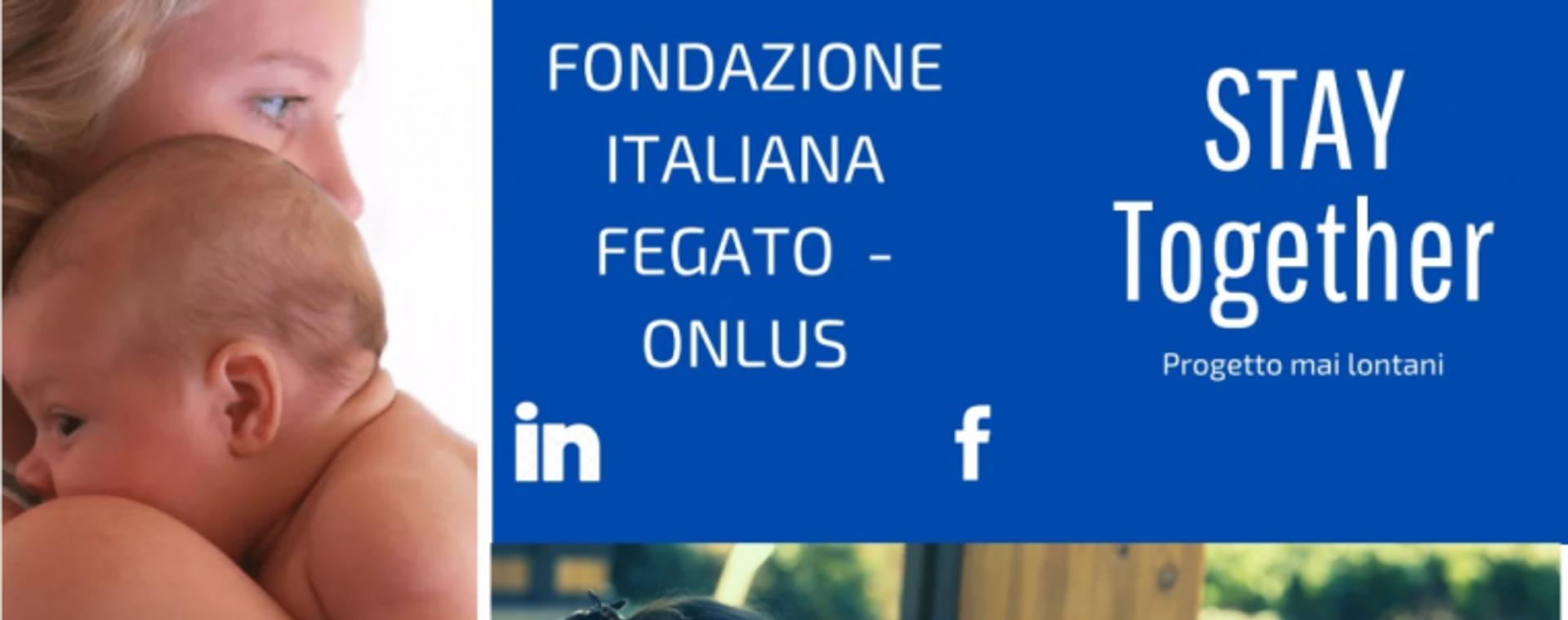 #UNGIORNOPERDONARE: parte la prima raccolta fondi della Fondazione Italiana Fegato Onlus