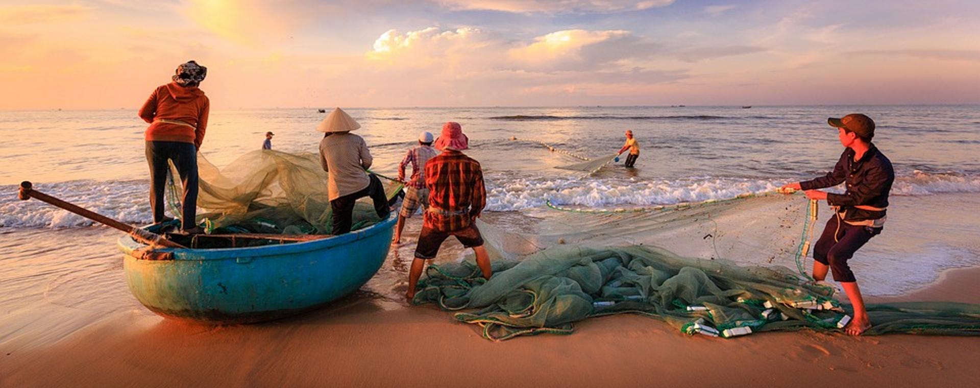 Innovazione tecnologica per la competitività di pesca e acquacoltura