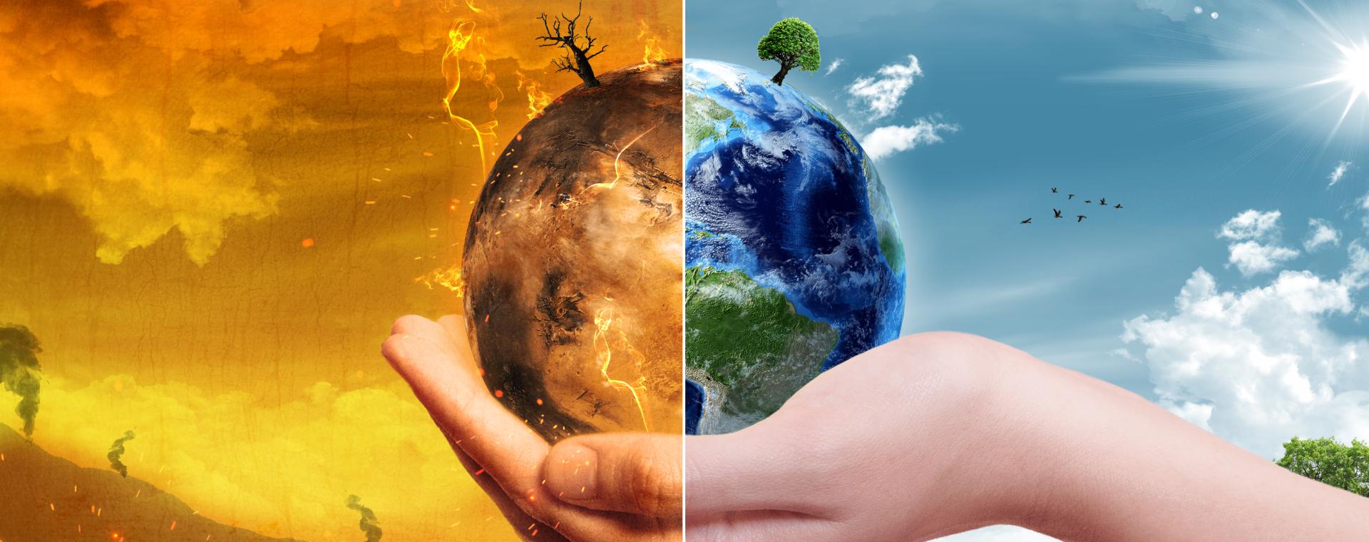 Cambiamento climatico: nuovi modelli di intervento