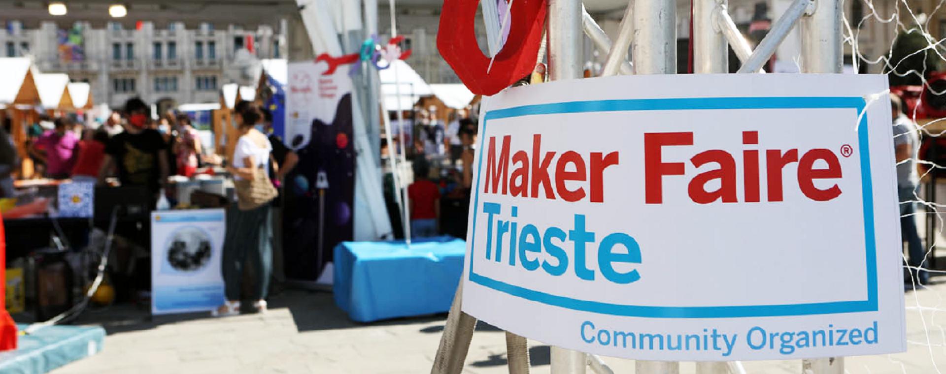 Immagine: Maker Fair Trieste: inventori, makers, ricercatori e appassionati di tecnologia si ritrovano il 18 e 19 settembre