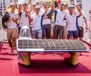 Le resine di AEP Polymers selezionate per un prototipo di auto solare in Belgio