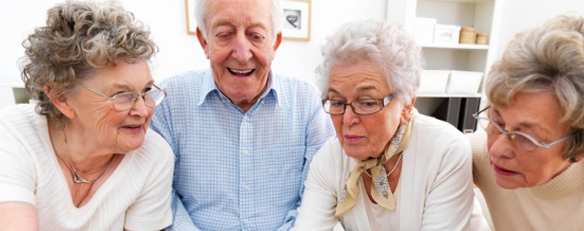 Invecchiamento della popolazione: prospettive e nuove sfide