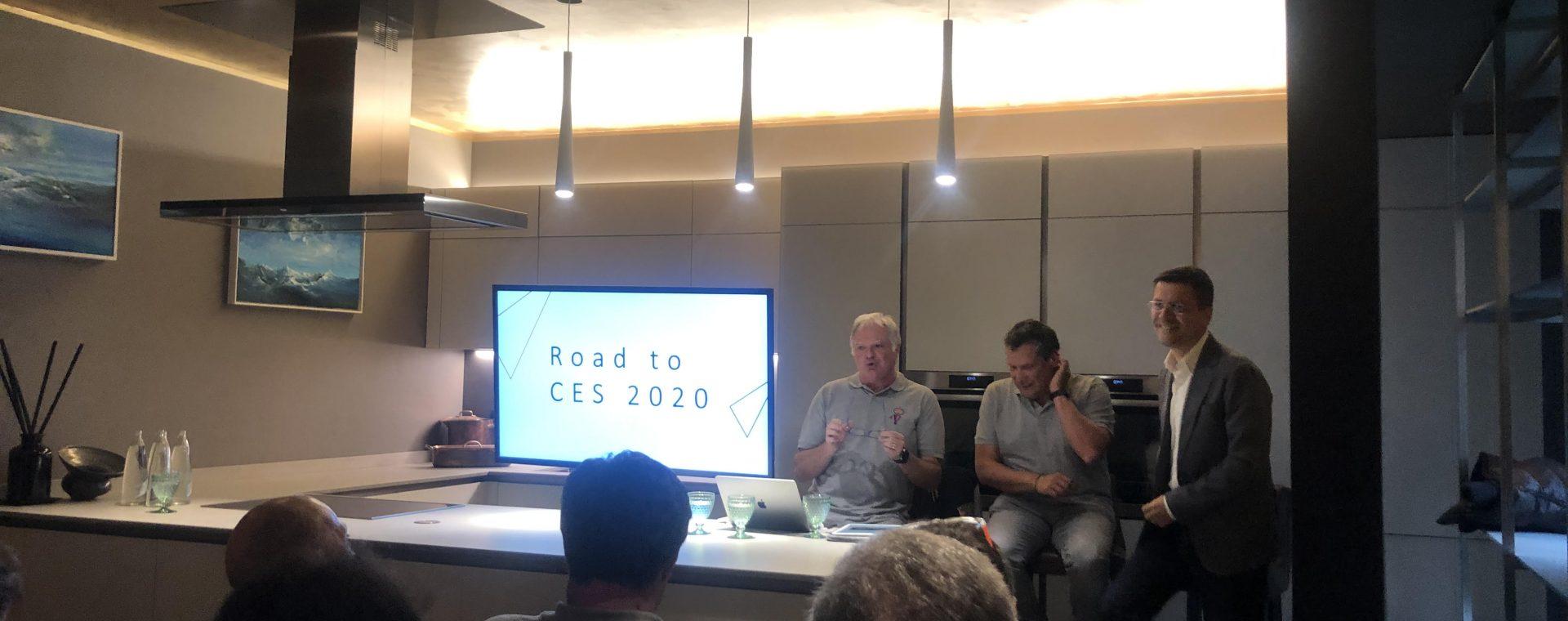 TILT annuncia la terza missione italiana al Consumer Electronics Show 2020