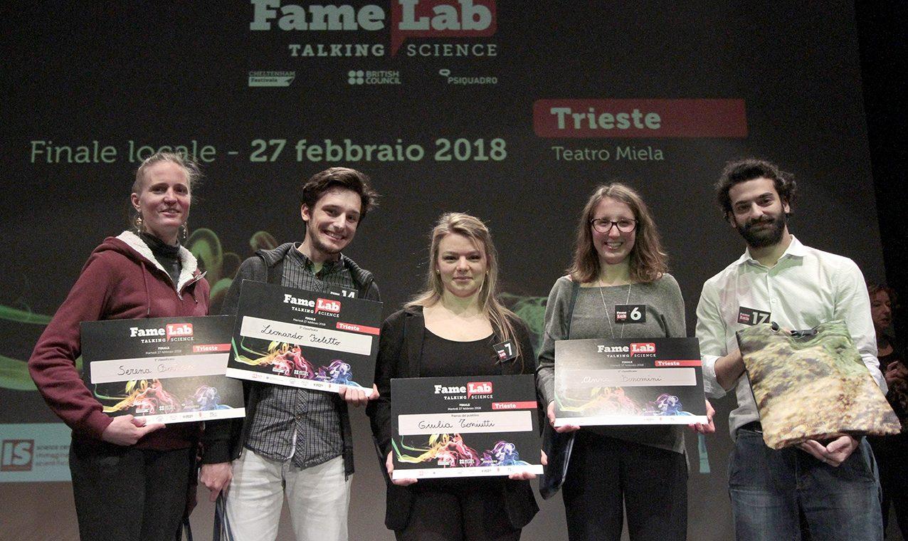 FameLab: vincono la selezione di Trieste Serena Bertozzi e Anna Bonomini
