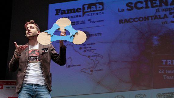La scienza è una storia da raccontare: torna il talent show FameLab
