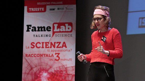 FameLab: appuntamento a Trieste martedì 27 febbraio per la sfida tra giovani ricercatori con la passione per la divulgazione