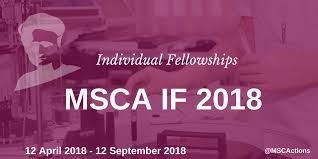Individual Fellowships 2018 – Mini-Boot-Camp Workshop on Proposal Writing