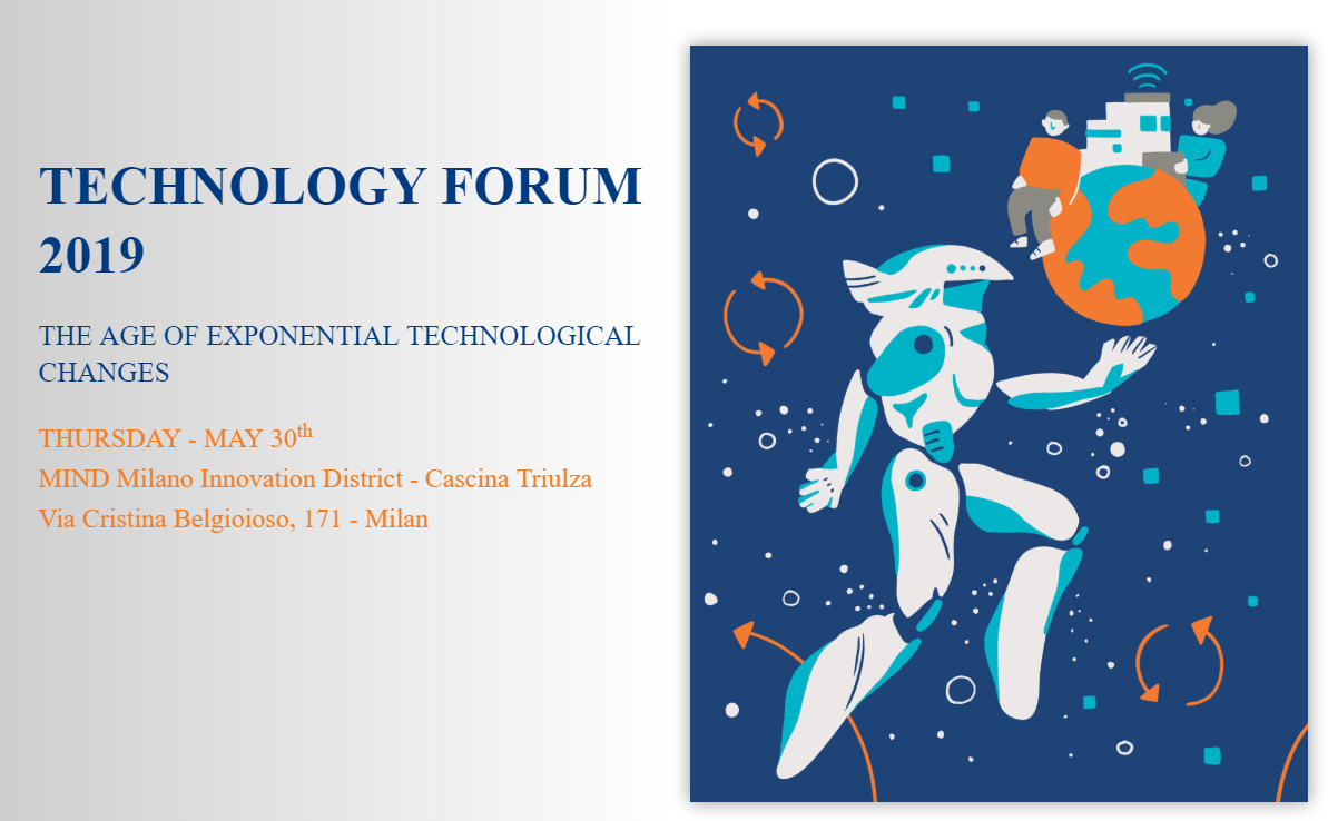"""The age of exponential technological changes"": Area al Forum Ambrosetti sulla tecnologia"