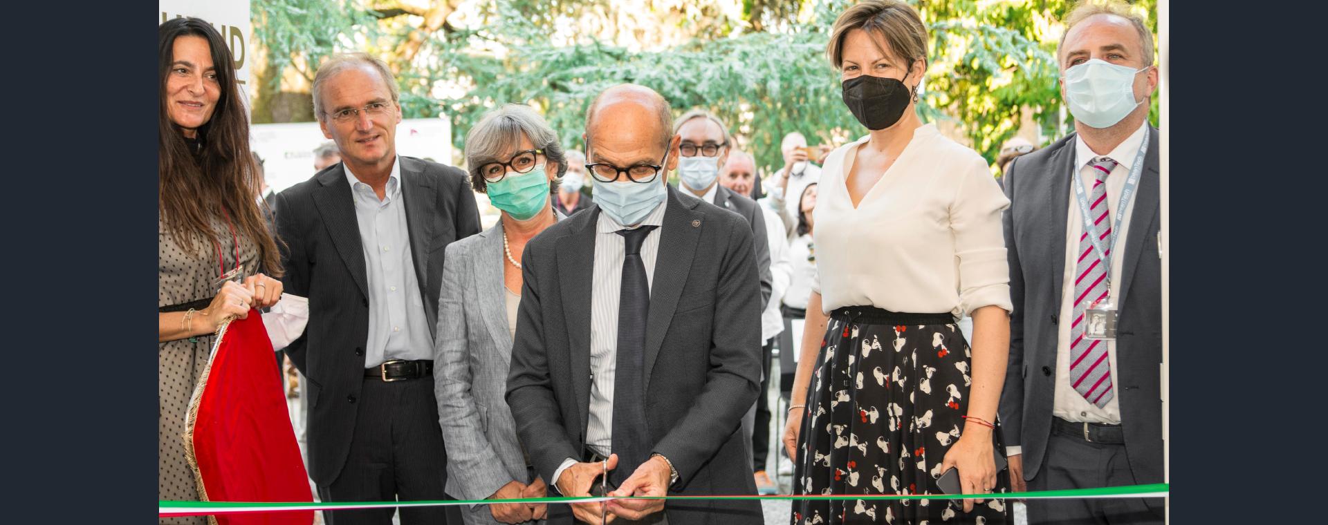 Area Science Park inaugura un laboratorio di ricerca presso il Lab Village di Udine