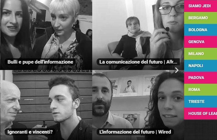 """""""Jedi Show tour"""" a Trieste per affrontare i temi del digitale con gli studenti delle scuole superiori"""